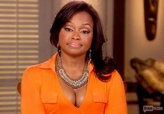 """Real Housewives Of Atlanta's Phaedra Parks On Kenya Moore's Meltdown: """"Kenya Is Being Kenya"""""""