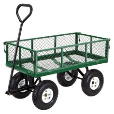 garden activities can become tedious when one is carrying the tools and material over their shoulders garden carts are a welcome departure from - Ames Garden Cart