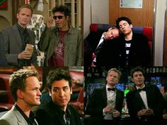 Ted And Robin, How Met Your Mother, Himym, Tv Quotes, Tom Hiddleston Loki, Beauty And The Beast, Lgbt, Tv Shows, Movies