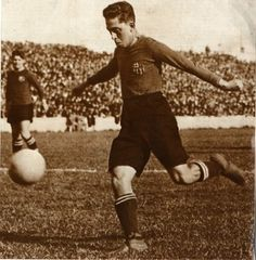 Paulino Alcántara (PHILIPPINES & SPAIN)  Paulino Alcántara Riestrá (7 October 1896–13 February 1964) was a Filipino–Spanish footballer and manager. He spent most of his playing career at Barcelona and was the first Filipino and Asian player to play for a European club. He also played for Catalonia, the Philippines and Spain.