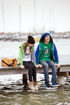Brandnew streetwear from Volcom is online! Have a look and get equipped for autumn! http://bt0.at/pinvolcom