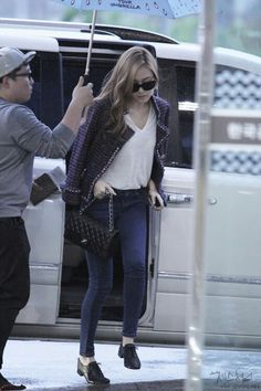 Jessica in Chanel