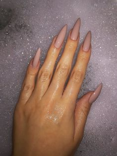 Edgy Nails, Aycrlic Nails, Grunge Nails, Neutral Nails, Stylish Nails, Stiletto Nails, Swag Nails, Hair And Nails, Perfect Nails