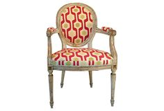 Louis XVI-Style   Armchair on OneKingsLane.com