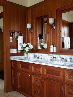 make a style statement in your bathroom with a beautiful vanity design that blends style and