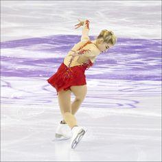 2015 GPF - Gracie Gold Figure Skating Moves, Gracie Gold, Ice Skaters, Team Usa, Ballet Skirt, Fashion, Moda, Tutu, Fashion Styles