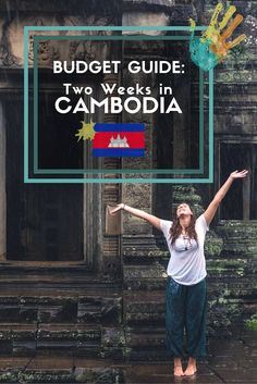 The Ultimate Backpacking Cambodia Itinerary weeks or 10 Days) Budget Guide to Cambodia -Tips on how to do Cambodia on the cheap if you're a budget backpacker - Castaway with Crystal Battambang, Phnom Penh, Cambodia Itinerary, Cambodia Travel, Travel Advice, Travel Guides, Travel Tips, Angkor Temple, Angkor Wat