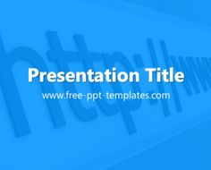 Technology Powerpoint Template Is A Blue Template Which You Can