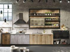 LOFT Cucina lineare by Snaidero design Michele Marcon