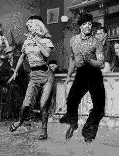 Gene Kelly  & partner