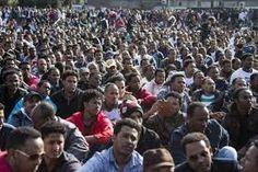 Znalezione obrazy dla zapytania imigranci w europie obrazy