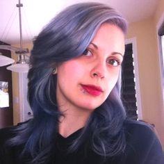 Grey hair Grey White Hair, Salt And Pepper Hair, Hair Affair, Going Gray, 50 Shades Of Grey, Colored Hair, Aging Gracefully, Alter Ego, Hair Dos