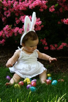 For babies first Easter : )