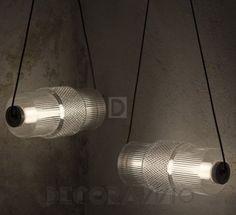 #lighting #celling_lamp  #interior #design Светильник уличный потолочный подвесной Karman DIES NOX, SE124 1T EXT изображение