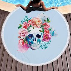 See whats new:🔥 Large Skull Beach... Check it Out Here! ➡http://saveadollaroz.com/products/large-skull-beach-towels?utm_campaign=social_autopilot&utm_source=pin&utm_medium=pin