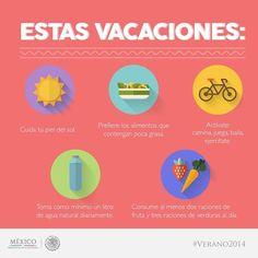 Consejos para las vacaciones