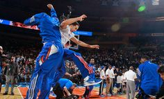 Knicks vs. Magic: Domination of the Magic