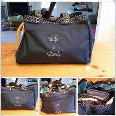"""Can't WAIT to own this new product, the """"Soft Utility Tote""""! It closes 3 different ways & I love the size of it!"""