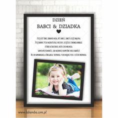 Plakat - Labamba - bo piękno tkwi w szczegółach. Frame, Diy, Poster, Ideas, Picture Frame, Bricolage, Do It Yourself, Frames, Homemade