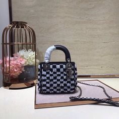 Dior Lady bag Dior Bags, Lady Dior, Dior Purses