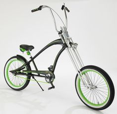 Low Rider Tricycle 3 Wheel Trike Bicycle Red Amp Chrome