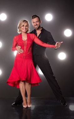Maureen McCormick and Artem Chigvintsev from Meet Dancing With the Stars' Season 23 Cast   E! Online