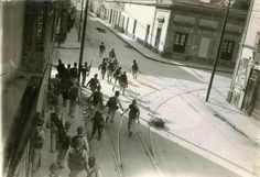 """The Ten Tragic Days (""""La Decena Trágica"""") was a series of events that took place in Mexico City between February 9 and February 19, 1913, during the Mexican Revolution. This lead up to a coup d'état and the assassination of President Francisco I. Madero and his Vice President, José María Pino Suárez."""