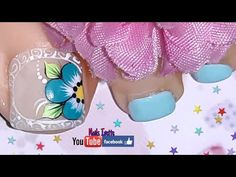 Manicure, Toe Nail Designs, Barbie Clothes, Toe Nails, Pretty Nails, Make It Yourself, Videos, Nice Nails, Nail Ideas