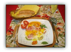 Eggs, Breakfast, Food, Red Peppers, Morning Coffee, Essen, Egg, Meals, Yemek