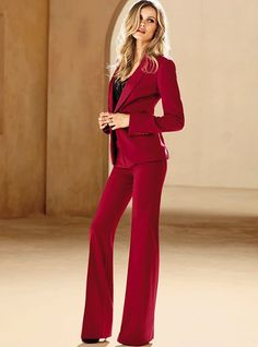 Women pant suit. Love ittttttt | Wardrobe | Pinterest | Women's