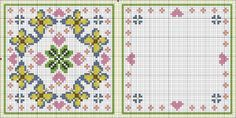 Biscornu Cross Stitch, Cross Stitch Embroidery, Dimensions Cross Stitch, Cross Stitch Boards, Charts And Graphs, Tapestry Crochet, Pin Cushions, Blackwork, Quilt Blocks