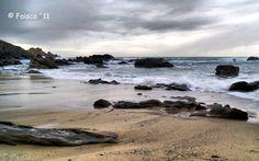 Playa de Sartaña (Cobas)