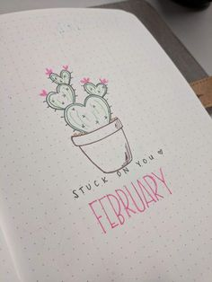 February doodles