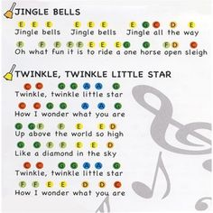 sheet music for handbells beginners - Google Search