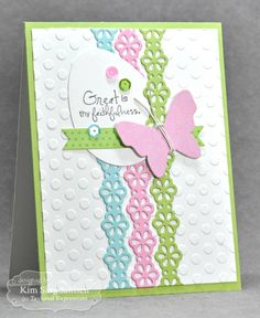Easter Faithfulness by Kim Singdahlsen - could flip to be a Mother's Day card?