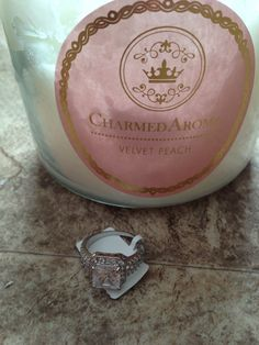 Check out this gorgeous ring found in Charmed Aroma ...
