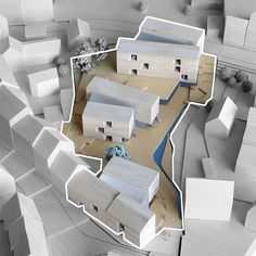 Model : IQ Experimental Collective Housing | TallerDE2 Arquitectos