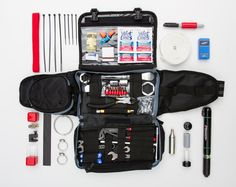 Johnny Campbell Replica Tool Kit: Standard Africa Twin Version – JCR Speed Shop