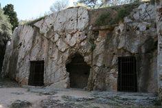 Prison of Socrates - Athenian Agora