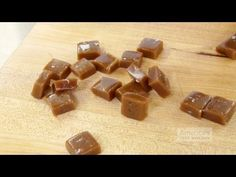 America's Test Kitchen DIY Salted Caramels - YouTube