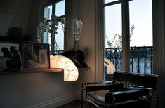 """Table lamp design innovation-fancy """"Lamp L"""" by Anna Leymergie"""