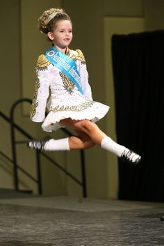 The awkward moment when the eight year old dances better than you...