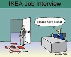 #funnymemes #ikea #jobinterview #officejokes