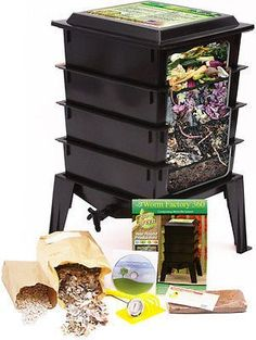 Worm Factory 360 Composting Bin With/Without Worms