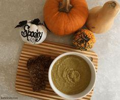 Fall Vegetable Lentil Soup | katielean