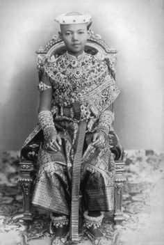 Photos of Siam's Royal Family: Ananda Mahidol before he became King