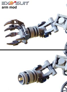 All sizes   Exo-Suit Arm Mod   Flickr - Photo Sharing!