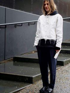Street Muses...LFW...@The Tate Modern, London | London Fashion by Paul | Bloglovin'