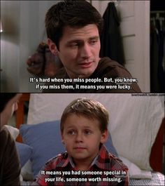Longing for a painful, is lucky to have such people deserve our thoughts in our life journey. | One Tree Hill