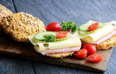 Proteinrike havrerundstykker med gulrot - LINDASTUHAUG Ethnic Recipes